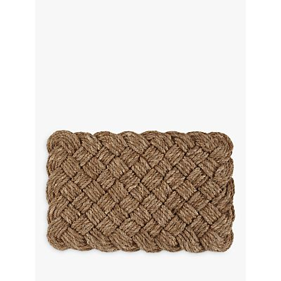 John Lewis Croft Collection Lovers Knot Doormat Rug