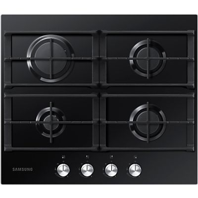 8806086030861 | Samsung NA64H3000AK gas hobs  in Black   Glass Store