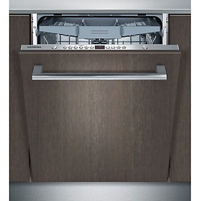 4242003706107 | Siemens SN66L080GB Integrated Dishwasher  Stainless Steel