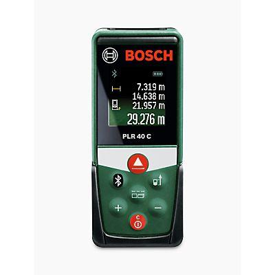 3165140814409 | Bosch PLR 40 C Bluetooth Rangefinder Store