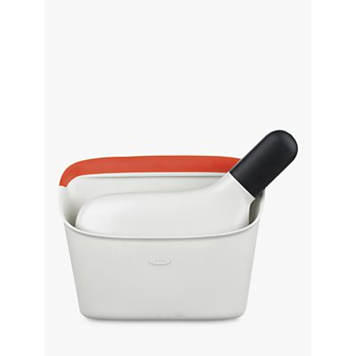 OXO Good Grips Compact Dust Pan and Brush Set