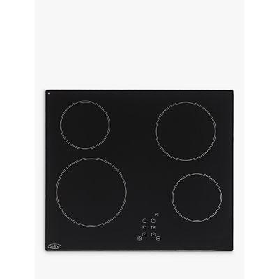 5052263011656: Belling CH60TX Built In Ceramic Hob  Black