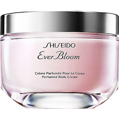 0768614117445   Shiseido Ever Bloom Perfumed Body Cream  200ml Store
