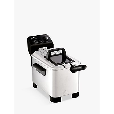3045386373680 | Tefal Easy Pro Deep Fryer  Stainless Steel