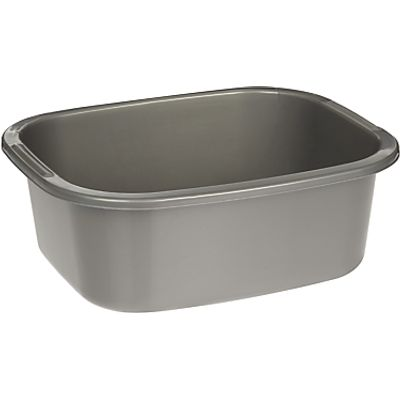 John Lewis Washing Up Bowl  Grey