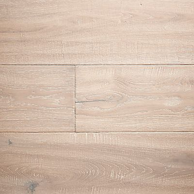 Ted Todd Cleeve Hill 15 Engineered Wood Flooring  White Washed Oak