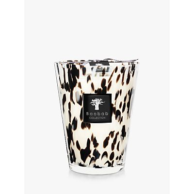 5415198124707 | Boabab Black Pearls Candle  5 6kg Store