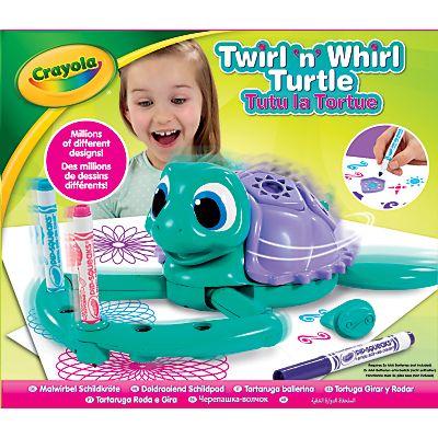 5025123106670   Crayola Twirl  N Whirl Turtle Store