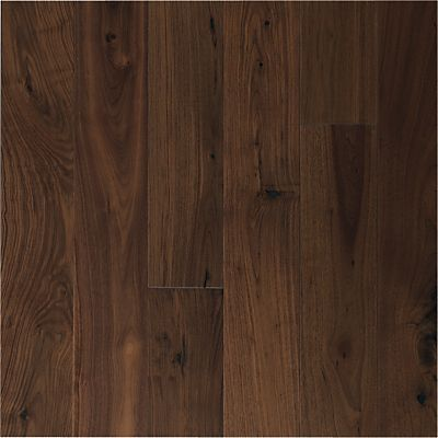 Ted Todd Eldon Hill Solid Wood Flooring  Lacquered 145mm  Walnut