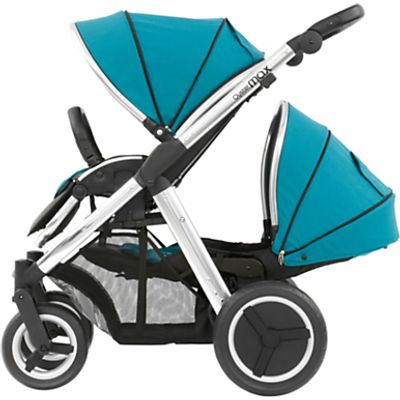 5060427624031 | BabyStyle Oyster Max 2 Tandem Pushchair Colour Pack Store