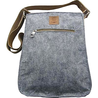 23060951 | Butterfly Tree Duck Grey Shoulder Bag Store