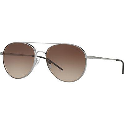Emporio Armani EA2040 Aviator Sunglasses