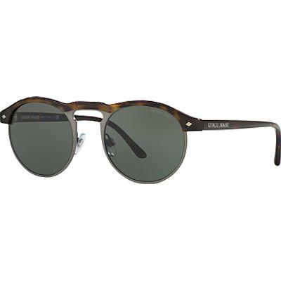 Giorgio Armani AR8090 Round Sunglasses