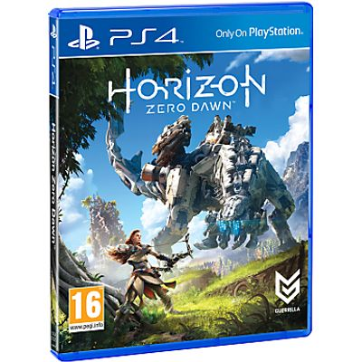 711719815341 | Horizon Zero Dawn  PS4 Store