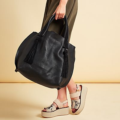 23230484 | Modern Rarity Rowena Large Tote Bag  Black Store