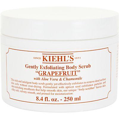 3605971136542   Kiehl s Grapefruit Gently Exfoliating Body Scrub  250ml Store