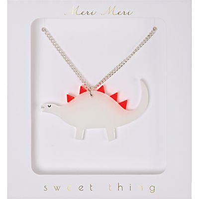 Meri Meri Children's Dinosaur Necklace