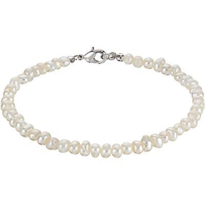 Ivory & Co. Sonnett Freshwater Pearl Bracelet, White