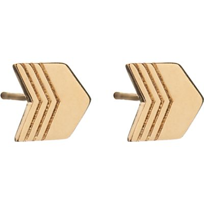 Rachel Jackson London Arrow Stud Earrings