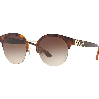 Burberry BE4241 Round Sunglasses