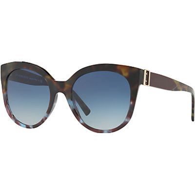 Burberry BE4243 Cat's Eye Sunglasses