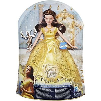 5010993376384 | Disney Beauty and the Beast Enchanting Melody Doll Store