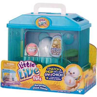 630996283257 | Little Live Pets Surprise Chick House Store