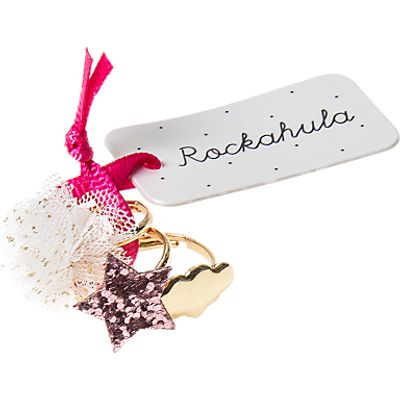 Rockahula Children's Little Cloud Ring Set, Pack of 3