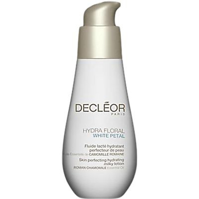 Decléor Hydra Floral White Petal Skin Perfecting Hydrating Milky Lotion, 50ml