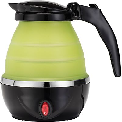 5060106322586 | Gourmet Gadgetry Collapsible Travel Kettle  Green Store