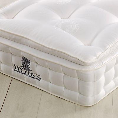 Hypnos Special Superb Pillow Top 1800 Pocket Spring Mattress, Medium, Super King Size