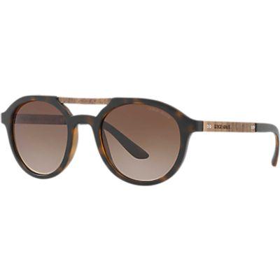 Giorgio Armani AR8095 Frames of Life Round Sunglasses