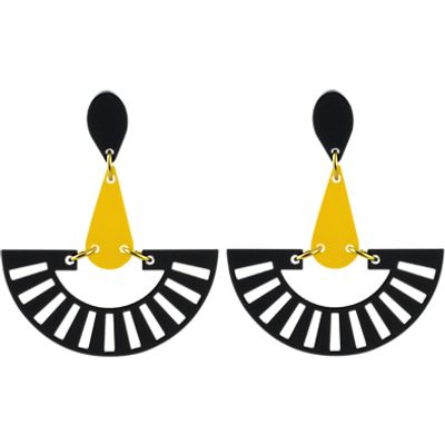 Toolally Fandango Drop Earrings