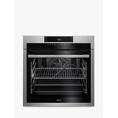 7332543510603 | AEG BPE642020M Built In Single Oven  Stainless Steel Store