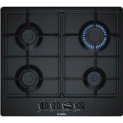 4242002930350 | Bosch PGP6B6B60 Gas Hob  Black Store