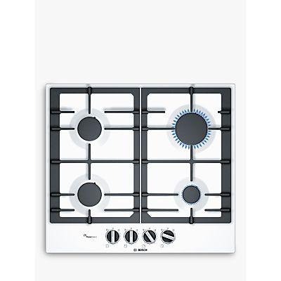 4242002914244 | Bosch PCP6A2B90 Gas Hob  White Store