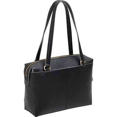 Radley Kenley Common Large Leather Tote Bag, Black