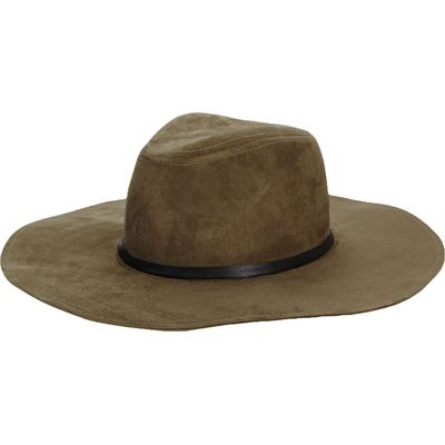V By Very Suedette Hat