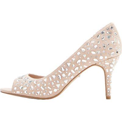 Carvela Gregory Embellished Mid Heel Sandals
