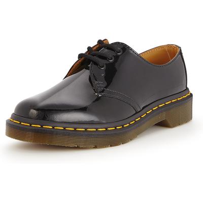 Dr Marten 1461Z Patent Brogue 3 Eye Shoes