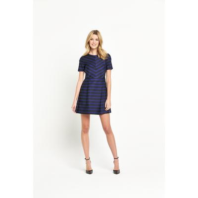 V By Very Stripe A-Line Dress