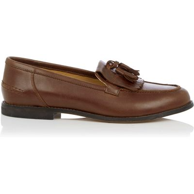 Oasis Leather Loafers