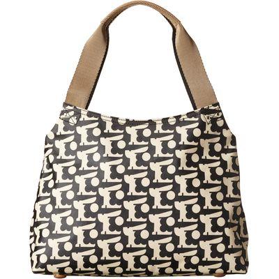 Orla Kiely Bonnie Bunny Classic Shoulder Bag