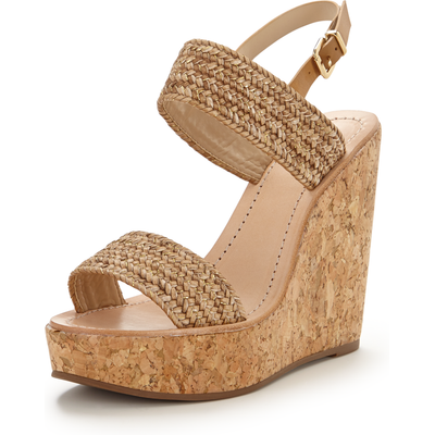 Dune Kyra Ankle Strap Wedges
