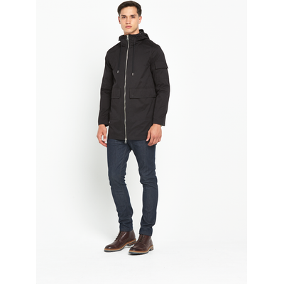 Bellfield Lightweight Hooded Jacket