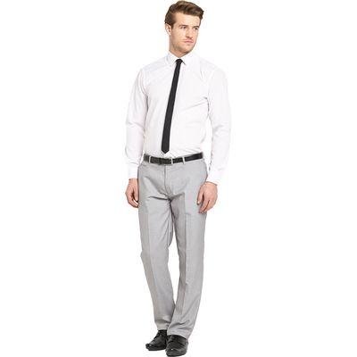 Skopes Mens Slim Fit Shirt  Skinny Tie Set