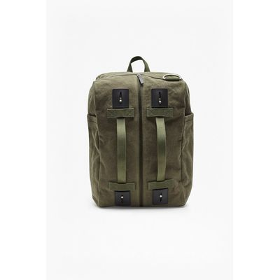 Power 2 Way Holdall and Backpack - beech
