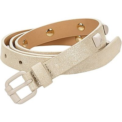 Paul   Joe  VITALIC  women's Belt in gold