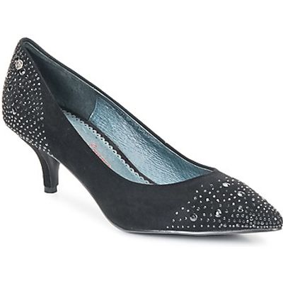 Couleur Pourpre  FADILE  women's Court Shoes in black