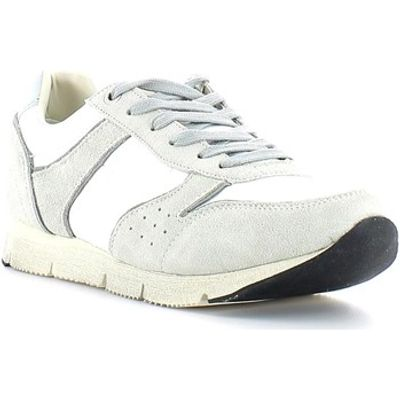 Lumberjack  1573 M05 Sneakers Man Off white/white  men's Shoes (Trainers) in white